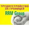 Логотип компании RRM Group