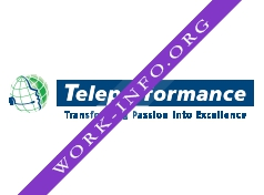 Логотип компании Teleperformance